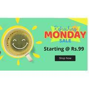 Get Shopclues Refreshing Monday Sale Start Rs.99 at Rs 99 | Shopclues Offer