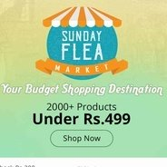 Get Shopclues Sunday Flea Market Under Rs.499 | Shopclues Offer