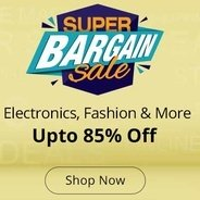 Get Shopclues Super Bargin Sale Upto 85% OFF on Electronics, Fashion & More | Shopclues Offer