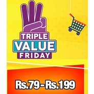 Get Shopclues - Triple Value Sale Start Rs.79 | Shopclues Offer