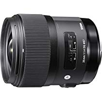 Get Sigma 35mm F/1.4 DG HSM Art Lens for Canon DSLR Cameras at Rs 56990 | Amazon Offer