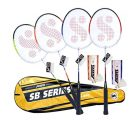 Get Silver's SB-990 Combo Badminton Kit      at Rs 875 | Amazon Offer