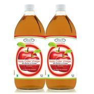 Get Sinew Nutrition Raw Apple Cider Vinegar (Unfiltered & Unpasteurised) with strands of Mother 350m