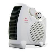Get Singer Heat Blow Fan Room Heater at Rs 1249 | Flipkart Offer