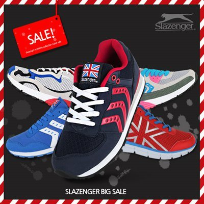 Get Slazenger Shoes Min 71% off + 10% Cashback   at Rs 474 | Flipkart Offer