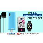 Get Snapdeal - Mobile Accessories Carvinal Upto 70% OFF | Snapdeal Offer