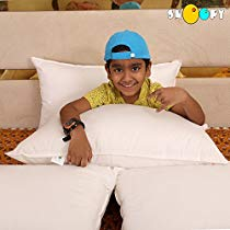 Get Snoopy Fiber Filled 5 Piece Pillow Set – 17″ x 27″ at Rs 1032 | Amazon Offer