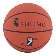 Get Solimo Basketball 8-panel (Orange) at Rs 386 | Amazon Offer