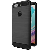 Get Solimo Protective Mobile Cover for OnePlus 5T (Soft & flexible back case), Black at Rs 289 | Ama