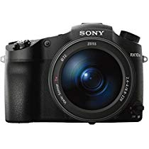 Get Sony Cyber-Shot DSC-RX10M3 20.1MP Digital Camera (Black) with Free Battery Charger, Memory Card