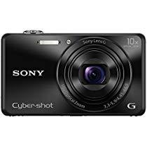 Get Sony Cybershot DSC-WX220/B 18.2MP Digital Camera 16GB Memory card (Black) at Rs 10490 | Amazon O
