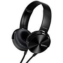 Get Sony MDR-XB450 On-Ear EXTRA BASS Headphones (Black) at Rs 1549 | Amazon Offer