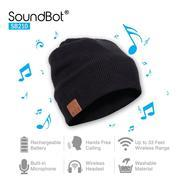 Get SoundBot SB210 Wireless Winter Beanie Headset at Rs 899 | Amazon Offer