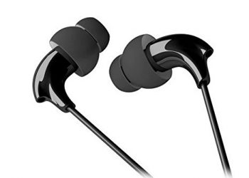 Get Soundbot SB305 Sports Headphones with Mic (Black) at Rs 599 | Amazon Offer