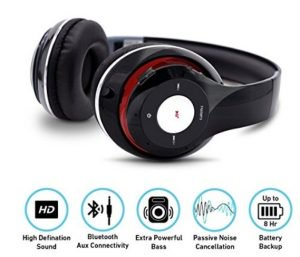 Get SoundLogic HD Wireless Headphones with FM      at Rs 1099 | Amazon Offer