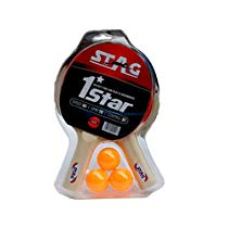 Get Stag 1 Star Table Tennis Play Set at Rs 342 | Amazon Offer
