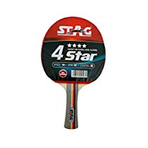 Get Stag 4 Star Table Tennis Racquet at Rs 375 | Amazon Offer