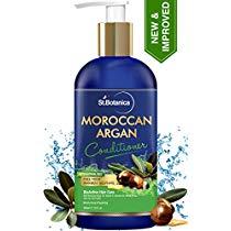 Get StBotanica Moroccan Argan Hair Conditioner 300ml No SLSPar at Rs 599 | Amazon Offer