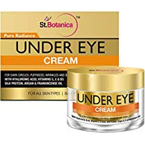 Get StBotanica Pure Radiance Under Eye Cream For Dark Circles at Rs 599 | Amazon Offer