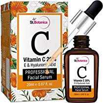 Get StBotanica Vitamin C 20 Vitamin E Hyaluronic Acid Facial at Rs 1199 | Amazon Offer