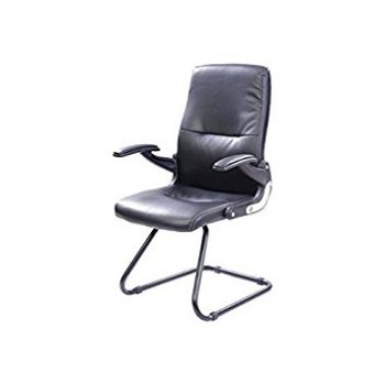 Get Stellar 00SP644D06 Visitor Chair (Black) at Rs 3449 | Amazon Offer