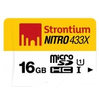 Get Strontium Nitro 16GB 65MB/s Class 10 UHS-1 microSDHC Card at Rs 399 | Amazon Offer
