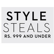Get Style Steals Clothing Under Rs.999 | koovs Offer