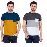 Get Stylogue Trendy T-shirts For Men (Pack of 2) at Rs 99 | paytmmall Offer