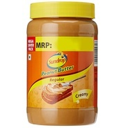 Get Sundrop Peanut Butter, Creamy, 924g at Rs 210 | Amazon Offer