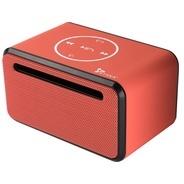 Get Syska KTS38 Portable Bluetooth Mobile/Tablet Speaker (Orange, Mono Channel) at Rs 1699 | Flipkar