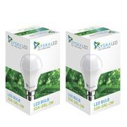 Get Syska Led Lights 3 W B22 LED Bulb (White) at Rs 149 | Flipkart Offer