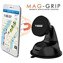 Get TAGG Mag Grip Car Mount Premium Magnetic Car Mobile Holder at Rs 639 | Amazon Offer