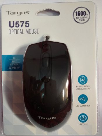 Get Targus AMU575AP-70 Optical Mouse, Black at Rs 229 | Amazon Offer