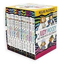 Get The Judy Moody Most Mood-tastic Collection Ever at Rs 4049 | Amazon Offer