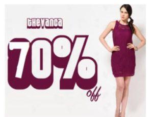Get The Vanca Women's Clothing at Min 70% off   at Rs 116 | Flipkart Offer
