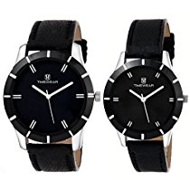 Get Timewear Analog Black Dial Couple Watch at Rs 629  367620ef3