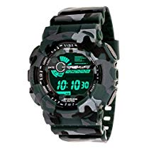 Get TIMEWEAR Multicolor Dial Digital Sports Watch for Men at Rs 299 | Amazon Offer