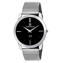 Get TIMEWEAR Slim Series Analog Men's Watch at Rs 495 | Amazon Offer