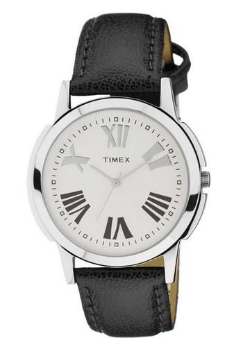 Get Timex Analog Silver Dial Men's Watch TW002E118       at Rs 521 | Flipkart Offer