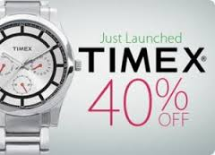 Get Timex Watch 74% – 85% or More   at Rs 502 | Flipkart Offer