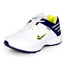 Get Touchwood Shot White Sports Shoes for Men at Rs 474 | Amazon Offer