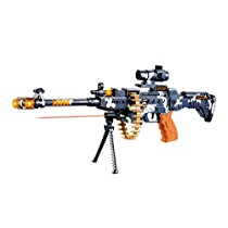 Get Toyshine 25 Inch Musical Army Style Toy Gun For Kids at Rs 449 | Amazon Offer