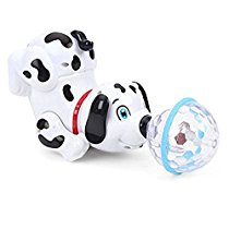 Get Toyshine Dancing Dog with Music Flashing Lights at Rs 314 | Amazon Offer