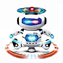 Get Toyshine Dancing Robot with 3D Lights and Music at Rs 379 | Amazon Offer