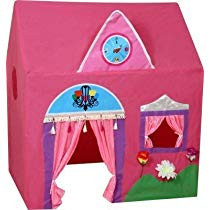 Get Toyshine Jumbo Size Queen Palace Tent House for Kids at Rs 1115 | Amazon Offer