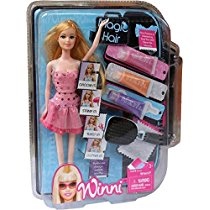 Get Toyshine Magic Hair Color Changing Doll with Accessories, Assorted at Rs 474 | Amazon Offer
