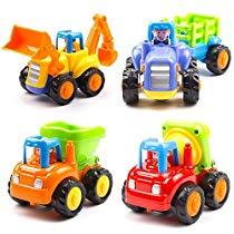 Get Toyshine Sunshine Unbreakable Automobile Car Toy Set. at Rs 639 | Amazon Offer