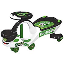 Get Toyzone Eco Panda Magic Car, White at Rs 1109 | Amazon Offer