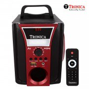 Get Tronica Mp3/Fm/Aux Player With Speaker With Emergency Light at Rs 975 | Amazon Offer