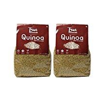 Get True Elements Gluten Free Quinoa (semi-processed),1000g (500gx2) at Rs 404 | Amazon Offer